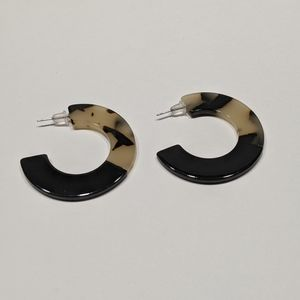 Modern Animal Earrings